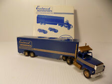 Winross Eastwood Motorsports Tractor Trailer & 2 Road Champs Cars NOS