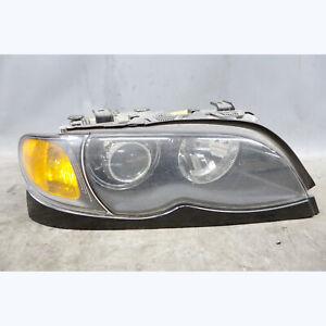 Damaged 2002-2005 BMW E46 3-Series 4door Right Front Xenon Headlight Lamp AL OEM