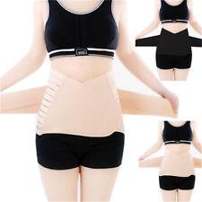 Womens Mens Tummy Trimmer Tuck Belt Girdle Body Shaper Waist Cincher Training