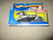 Hot Wheels Pavement Pounder Hauler Truck & Motorcycle MISB 2001 See My Store