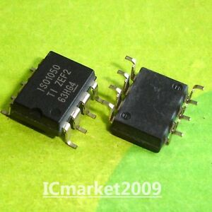 10 PCS ISO1050DUBR SOP-8 ISO1050 1SO1050 ISOLATED CAN TRANSCEIVER