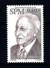 ST. PIERRE E MIQUELON - 2004 - Joseph Lehuenen, ex sindaco di Saint-Pierre