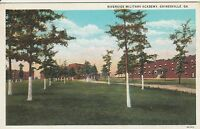 (E) Gainesville, GA - Riverside Military Academy Grounds and Building Exteriors