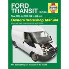 Ford Transit 2.2 2.4 TDCi Diesel 2006-13 (56 to 63 reg) Haynes Workshop Manual