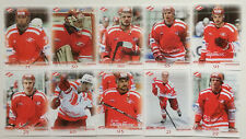 2014-15 MHC Spartak Moscow card collection full base set 40 cards series 2