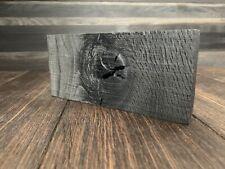 Mooreiche Bastelholz Brett Bog Oak Board Bohle Schnittholz Rohlinge Edelholz A14