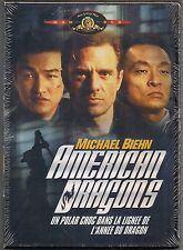 AMERICAN DRAGONS - MICHAEL BIEHN - DVD NEUF SOUS CELLO
