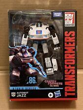 Takara Tomy Studio Series Transformers The Movie Autobot JAZZ 86-01