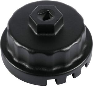 Oil Filter Cap Wrench Tool For Toyota Camry, Kluger, Tundra & Lexus & Scion 64mm