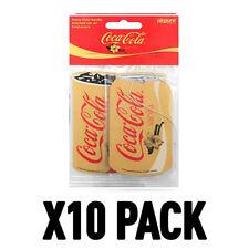 Coca-Cola Vanilla (Pack Of 10) Air Freshener