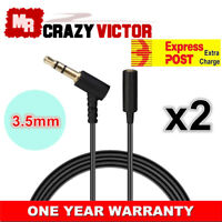 2x Cable Wire Clip Winder Wrapper Handsfree fr Sony Sennheiser Headphone Headset