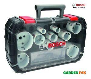 BOSCH Progressor HOLESAW SET - Wood/Metal 2608594192 3165140949613 .