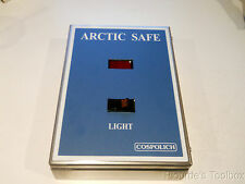 New Cospolich Arctic Safe Walk-In Cooler Monitor Temperature Gauge & Switch