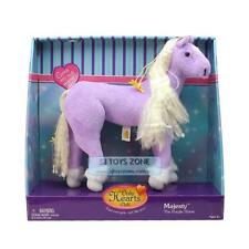 Only Hearts Horse & Pony Club Majesty Purple Plush Toy For Girls