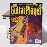 New Gear Adrian Belew Rick Vito Lee Ritenour Guitar Player Magazine May 1992