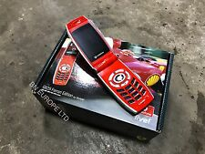 SHARP FERRARI EDITION GX25 MOBILE CELL PHONE RED RARE EXCLUSIVE ITEM SIM FREE