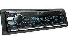 Kenwood KDC-BT772HD CD/MP3/WMA Player Bluetooth HD Radio Rear AUX USB Sirius XM