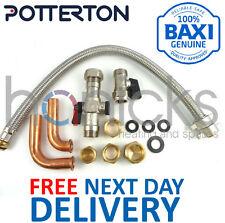 Potterton Performa 24, 28, 28i Filling Loop 248221 800S101 Genuine Part *NEW*