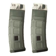 RAP4 T68 468 DMag D-Mag Helix 20rd Round Paintball Magazine  Olive Green 2 Pack