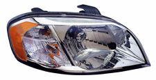 Headlight Assembly-Sedan Right Maxzone 335-1144R-UC fits 07-08 Chevrolet Aveo