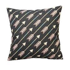 """^18"""" Linen Cotton Throw Pillow Case Cushion Cover Home Sofa Art Decor Fashion"""