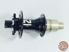 Rear hub Novatec 772SB 142x12 32H black xx1 NEW