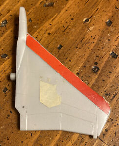 G1 Transformers - Starscream - Right Wing - 1984 - Hasbro - Part Only