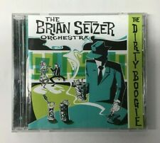 Brian Setzer Orchestra - The Dirty Boogie - CD