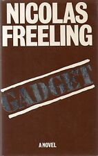 Gadget by Nicolas Freeling (Hardback, 1977)