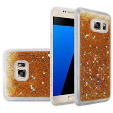 Carcasas Para Samsung Galaxy S7 color principal oro para teléfonos móviles y PDAs