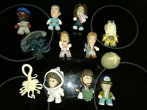 Aliens - The Nostromo Collection - Titans Vinyl Figures X 12
