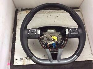 STEERING WHEEL SEAT Leon 2009 To 2013 Cupra R