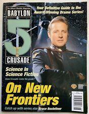 Babylon 5 The Official Monthly Magazine November 1999 Vol 2 No 17