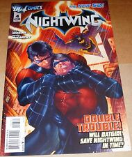 Nightwing #4 Dc New 52 Kyle Higgins Eddy Barrows 1st print Dick Grayson Batman
