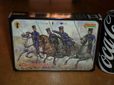 CRIMEAN DON COSSACKS CAVALRY, Plastic Toy Soldiers, Scale 1:72