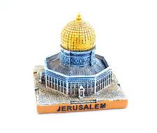 "Jerusalem Model/Statue holyland Miniature ""Qubbat As-Sakhrah"" Dome of the rock"