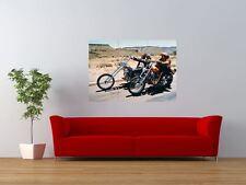 EASY Rider Pellicola fonda Hopper Lowrider BICI GIANT art print poster pannello nor0654