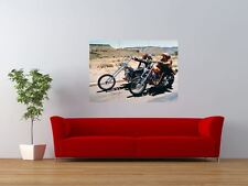 Easy RIDER FILM Fonda Hopper LOWRIDER vélo GIANT ART PRINT POSTER panneau nor0654