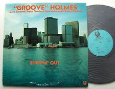 Richard Groove HOLMES Shippin' out USA LP MUSE Rds MR 5134 (1978) EX/MINT