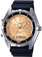 Vintage Casio Marine Gear Diver's Watch AMW320D-9EV Model 1374