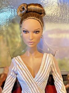 BARBIE ~JLO RED CARPET JENNIFER LOPEZ MODEL MUSE DOLL X8287 Mattel 2013 NRFB ⭐️