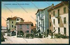 Verbania Miazzina Auto cartolina EE7591