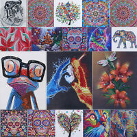 5D DIY Special Shaped Diamond Painting Embroidery Cross Stitch Kits Mosaic Decor
