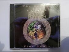 Mortification - The Best of... Five Years (Audio CD) (Intense, USA, 1995) (NEW)
