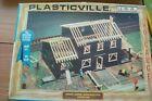 VINTAGE 60'S Plasticville  HO House Under Construction Kit #2803~OPEN BOX