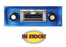 Custom Autosound 1967-72 Chevy Truck 300 Watt USA 630 Radio - CAM-CHTKL-630