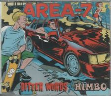 AREA-7 early CD single BITTER WORDS / HIMBO ex cond. 5 trax acoustic area 7