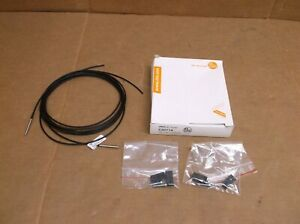 FE-11-E-V-E3R/2M IFM Efector NEW In Box Photoelectric Fiber Cable Sensor E20714