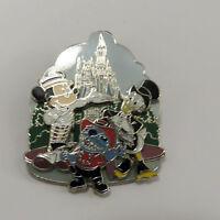 Disney WDW - Scoop and Friends - Scoop, Smokey & Mayor Pin
