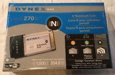 Wireless N Notebook Laptop PCMCIA WIFI 802.11N Fast WiFi Network Card Adapter